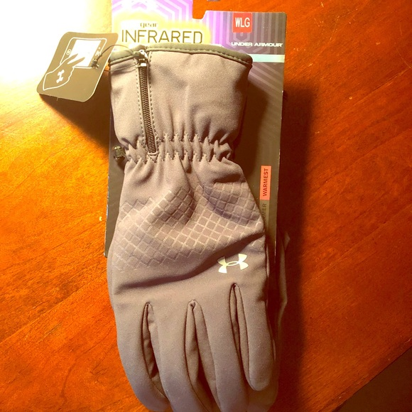 under armour womens winter gloves